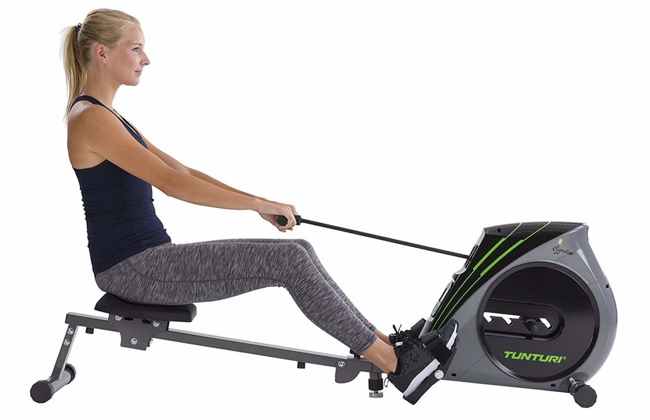 Rameur d'appartement Tunturi Cardio Fit R20