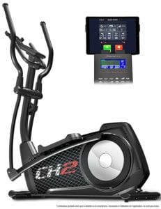 cross trainer sportstech CX2