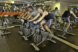 Spin Bike En Groupe